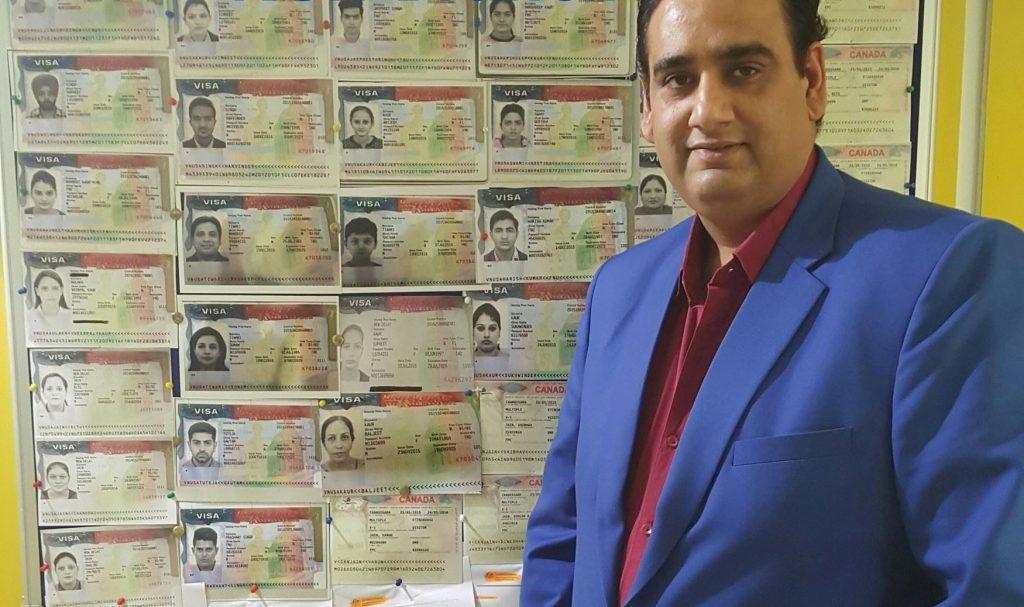 vinay-hari-usa-visa-cut